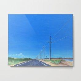 Highway 12 South Metal Print
