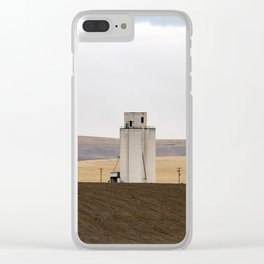 Stoic Pride Fends Off The Despair Clear iPhone Case