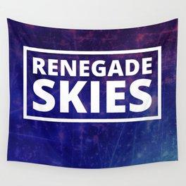 Renegade Skies logo BG 1 Wall Tapestry