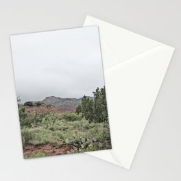 Palo Duro Canyon State Park 2 Stationery Cards