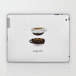 But First Tea Laptop & iPad Skin