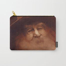 Walt Whitman, Literary Legend Carry-All Pouch