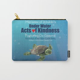 Under Water Acts of Kindness: Da General Carry-All Pouch