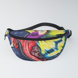 Vintage Gancia Gran Spumante Dry Lithograph Advertising Wall Art Style #2. Fanny Pack