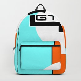 GT40 Gulf Racing Design Backpack