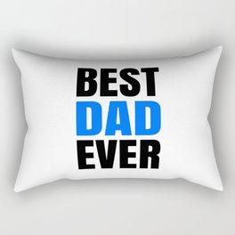 BEST DAD EVER Rectangular Pillow