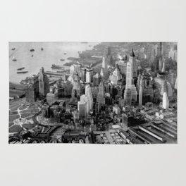 Historic Manhattan 1931 Rug