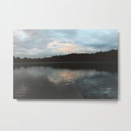 Lake Mansfield VI Metal Print