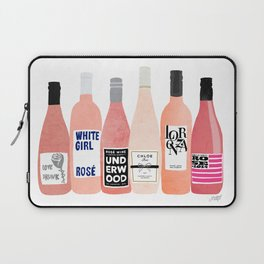 Rose Bottles Laptop Sleeve
