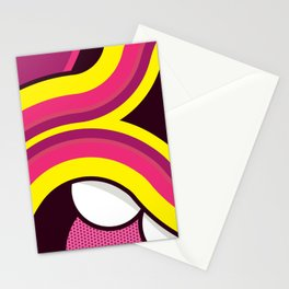 Pumped Stationery Cards