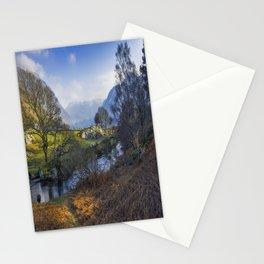 Nant Ffrancon Pass Stationery Cards