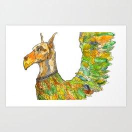 Power Animal Art Print