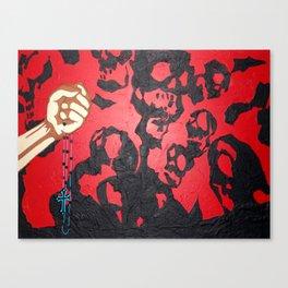 Good VS Evil Canvas Print