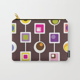 Mod Love Chocolate Carry-All Pouch