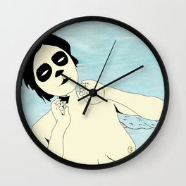 Every Ounce of the Ocean, Baby Wall Clock