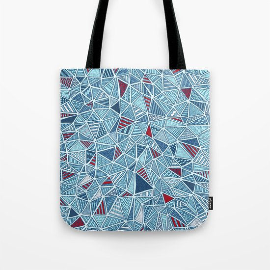 Jubilee Diamond Tote Bag