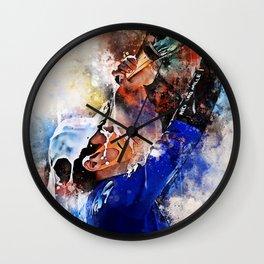 Lando Norris driver Wall Clock