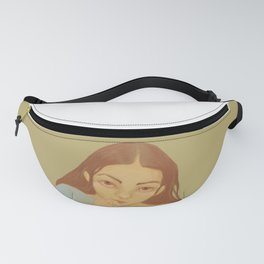 Kung Fu Woman Fanny Pack
