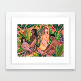 We are Eve Framed Art Print