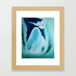 LORD OF THE SEA Framed Art Print