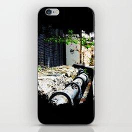 Highline in Distress iPhone Skin