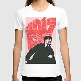 Russia, URSS Vintage Poster, 1917 T-shirt