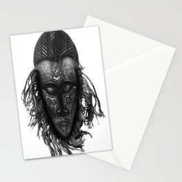 A1 Warrior Stationery Cards