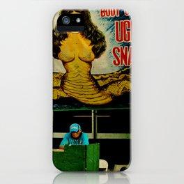 Freak Show Love iPhone Case