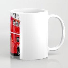 London Bus & Telephone Boxes. Coffee Mug