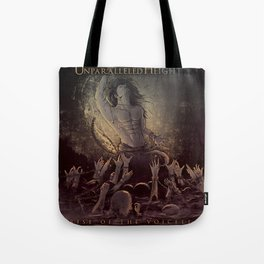 Rise of the Voiceless  Tote Bag