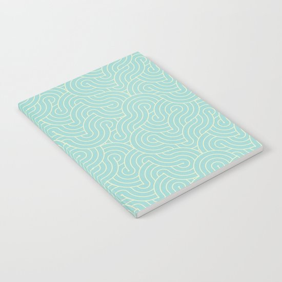 SWIRL / breeze Notebook