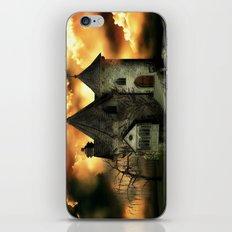 Stranded Manor iPhone Skin