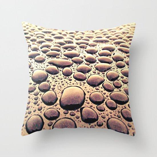 BUBBLAIN Throw Pillow