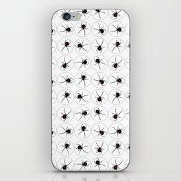 Black Widows iPhone Skin