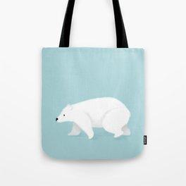 Polar bear Tote Bag