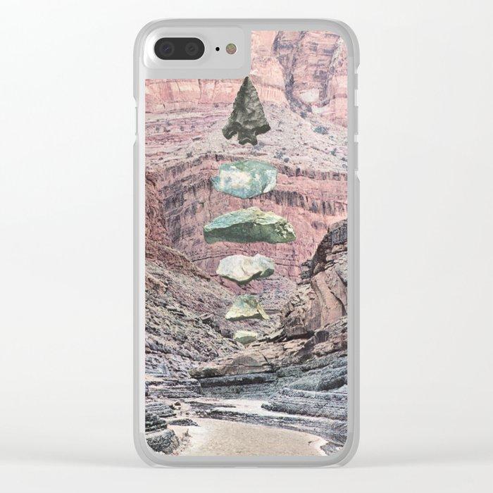 Sharpen Clear iPhone Case