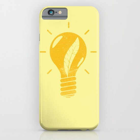 Light as a Feather iPhone & iPod Case