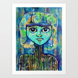 Arequipa Art Print