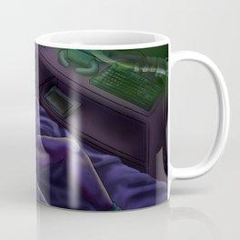 Emerald Nights Coffee Mug