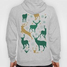 Christmas Deer Hoody