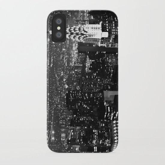 A Classic Dark iPhone Case