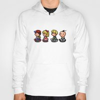 earthbound Hoodies featuring Earthbound Guys by likelikes