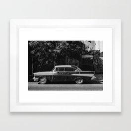 Classic Williamsburg Framed Art Print