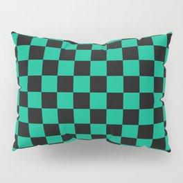 Tanjiro Pattern Pillow Sham