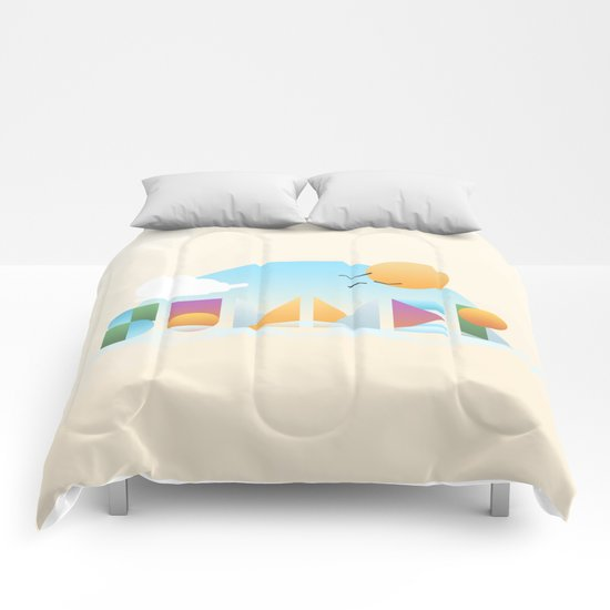 It's Summer Time Comforters
