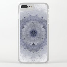 The Conqueror Clear iPhone Case
