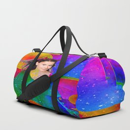 Enchanted Garden Duffle Bag