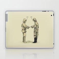 Pleased To Meet You Laptop & iPad Skin
