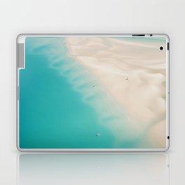 Teal Sands Laptop & iPad Skin