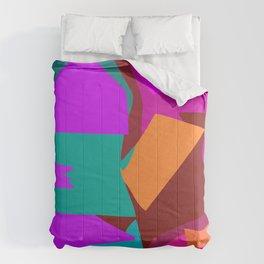 Pink Vibrations Comforters